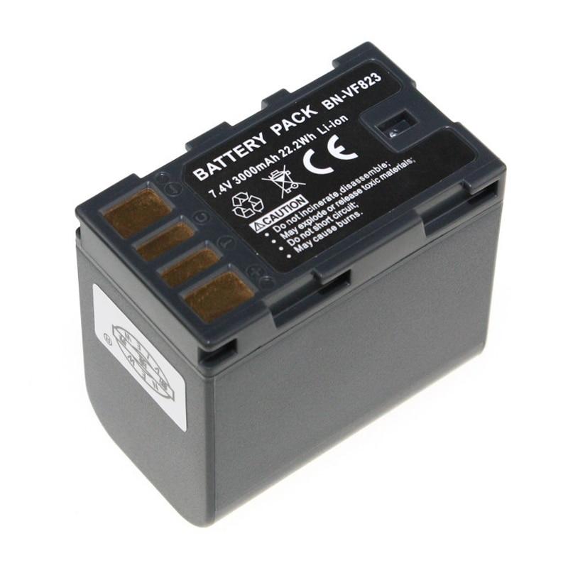 Wholesales retail Digital boy BN VF823 BNVF823U BNVF823 BN VF823 rechargeable li ion Battery For JVC