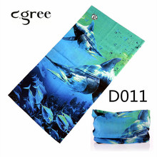 C.gree Magic Bandana 1pcs Men Summer Neck Scarf Mens Spring Tube Scarves Women Sun Head Bandana Free Shipping(China)
