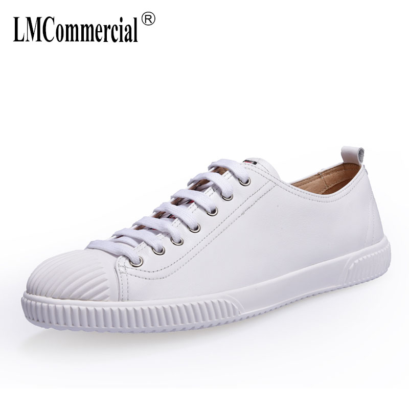 spring and autumn summer men's shoes new white shoes men real Genuine leather all-match cowhide breathable sneaker fashion free shipping new spring and summer fashion men s denim jeans slim wear white pantyhose feet
