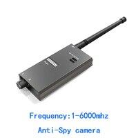 1 шт. Беспроводной сигнал Finder микроволновая печь сканер полный спектр RF Камера детектор переносной GSM Сенсор мини Скрытая Камера использова