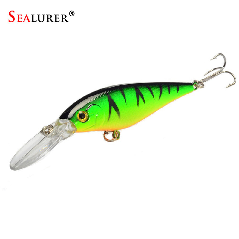 Floating Minnow Pesca Hard Bait 1PCS Fishing Lure 11cm 10g 4# Hooks Wobbler Carp Crankbait Fish Tackle 10 Colors Available sealurer fishing lure minnow hard bait pesca floating wobbler 8cm 7 5g isca carp crankbait jerkbait 5colors 1pcs lot