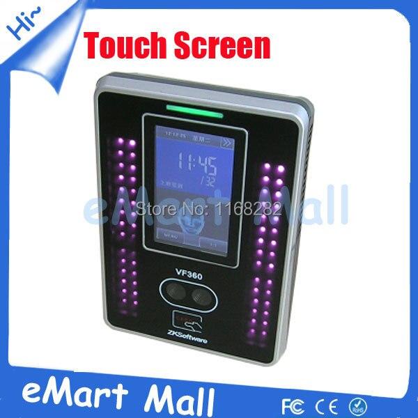 Facial&RF Card Recognition Infrared Camera VF360 Time clock face access control