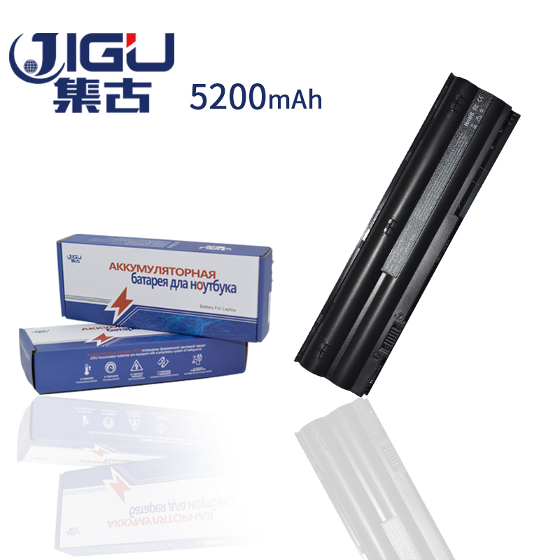JIGU 5200mah Laptop Battery For HP 646657-251 646755-001 646757-001 A2Q96AA MT03 MT06 TPN-Q101 TPN-Q102 HSTNN-DB3B LB3A LV953AA
