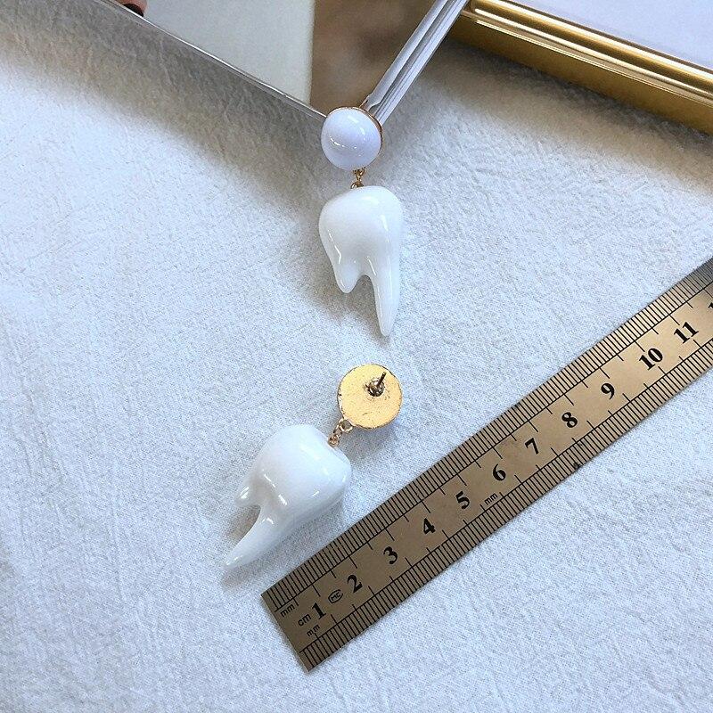 Teeth Earrings 2