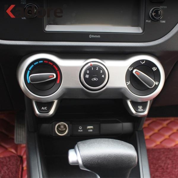 Current Kia Rio 2019 Red: For Kia Rio 4 X Line 2017 2018 2019 Carbon Fiber Interior
