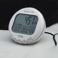 AZ7787 CO2 детектор диоксида углерода с температуры и влажности в форме капли росы; пользующийся широкой популярностью среди измерения темпера