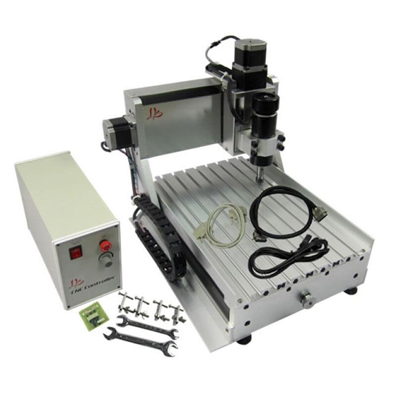 3 axes USB CNC routeur 3020 500 W broche Mini tour Machine pour la sculpture sur bois