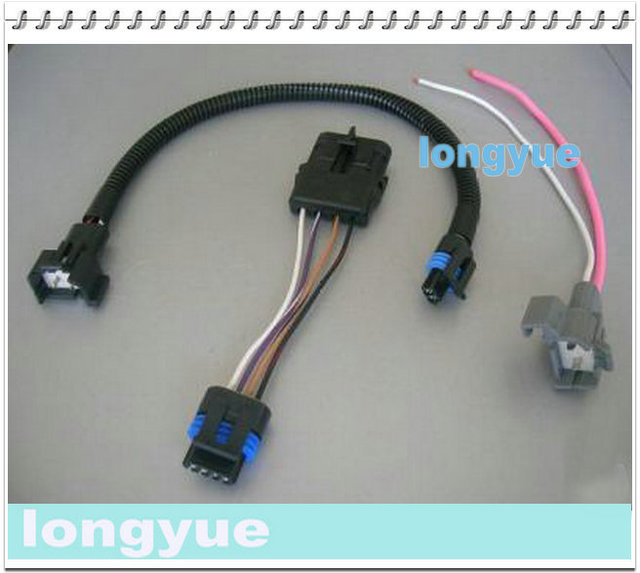 longyue 2set Chevy 85 86 TPI HEI to Small Cap Distributor Adapter ...