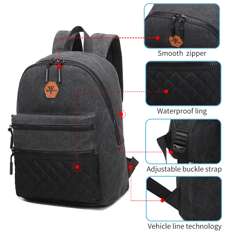sacolas de escola para adolescentes Backpack Kids : School Bag