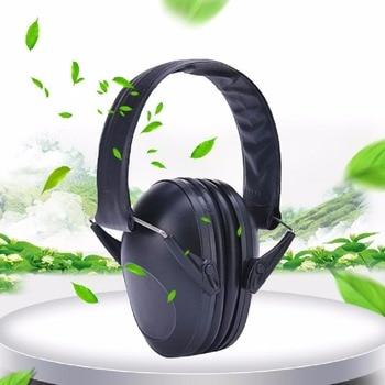 9a74343277 Nuevo Profesional a prueba de sonido foldaway duradero tapones de  protección para los oídos de ruido
