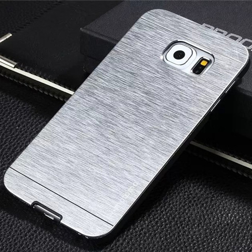 the latest c3a13 1cd43 US $70.0 |50pcs MOTOMO hybrid PC+Aluminum metal case for samsung galaxy s6  edge plus brushed metal back cover for galaxy s6 edge+ on Aliexpress.com |  ...