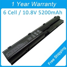 6 cell laptop battery for HP ProBook 4330s 4331s 4430s 4431s HSTNN-I02C 3ICR19/66-2 633733-1A1 650938-001 633805-001 633733-321