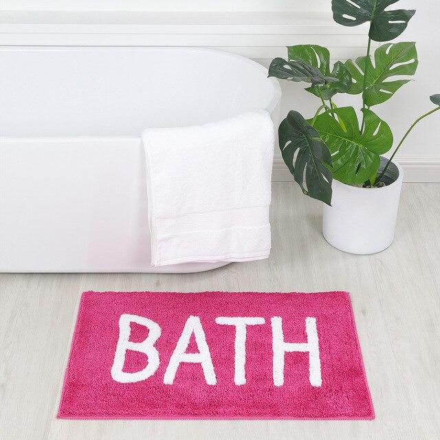 LOUTASI Stiilne vaip vannituppa