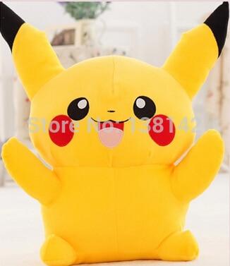 100Cm Bika Qiu pokemon supply genuine plush toy doll birthday /Christmas gift to King Pikachu Stuffed Toys free shipping