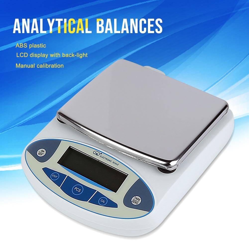 1kg/0.01g Lab Analytical Digital Balance Scale 1kg/0.01g Lab Analytical Digital Balance Scale