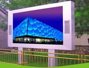 Custom 98inch 200inch Large Outdoor Wifi Advertising LED Display Digital Signage