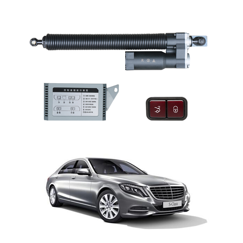 Smart Auto Electric Tail Gate Lift For Mercedes Benz S Class 2016
