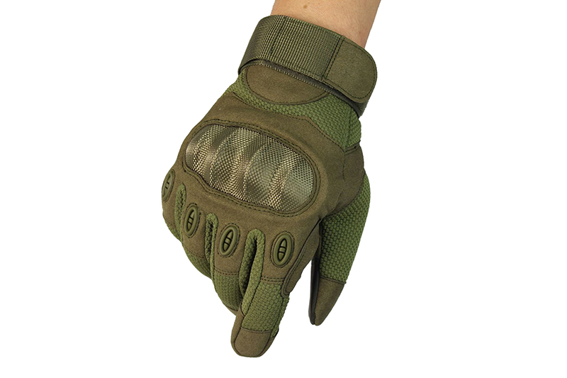 TACVASEN Gloves Men Full Finger Military Army Tactical Gloves Airsoft Gloves Rip-stop Motorcycle Biker Breathable Gloves Mittens