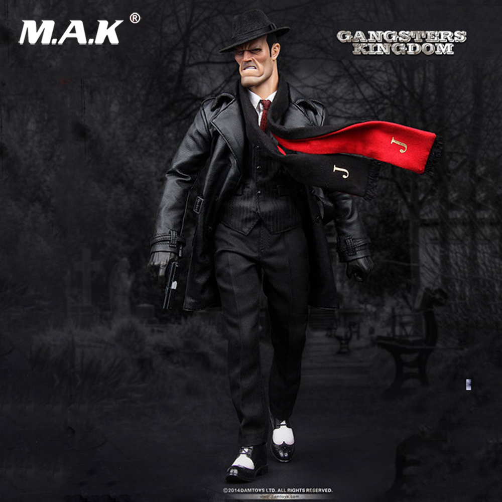 For collection DAMTOYS GK001MX 1/6 Gang's kingdom Spade J Memories Ver. Male Action Figure Collectible doll toys full set