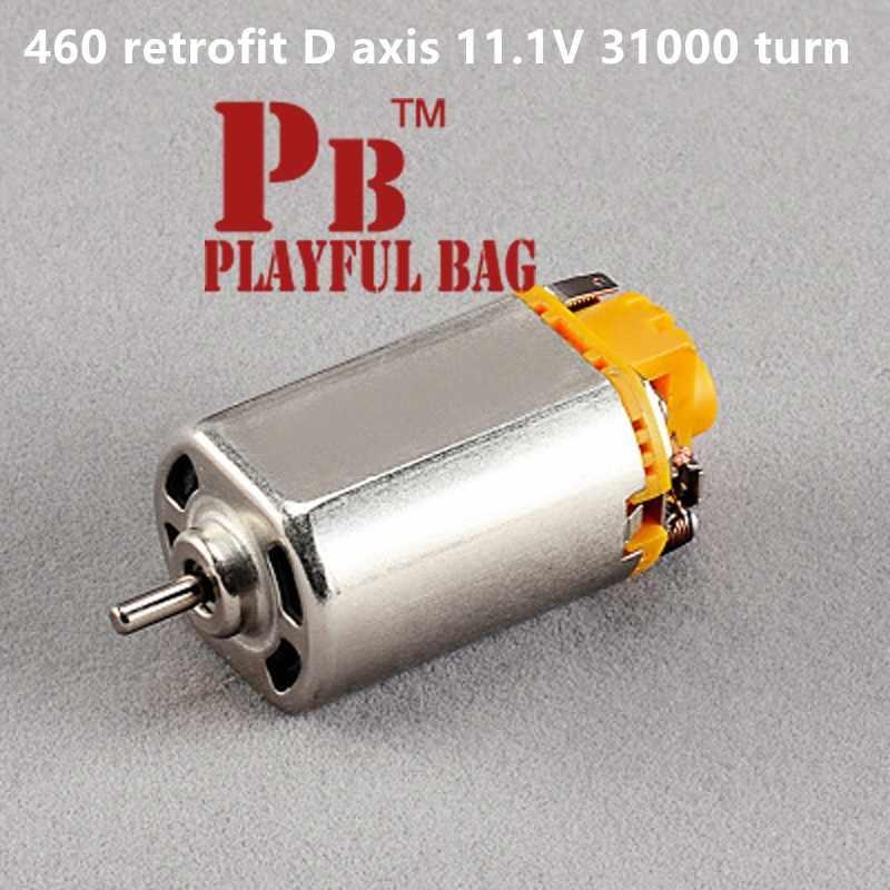 PB Playful bag Outdoor tactics upgrade material wave box shell gel ball gun  or scar v2 / MP5V2 / UMP 45/ jinming 8 M4A1 gen