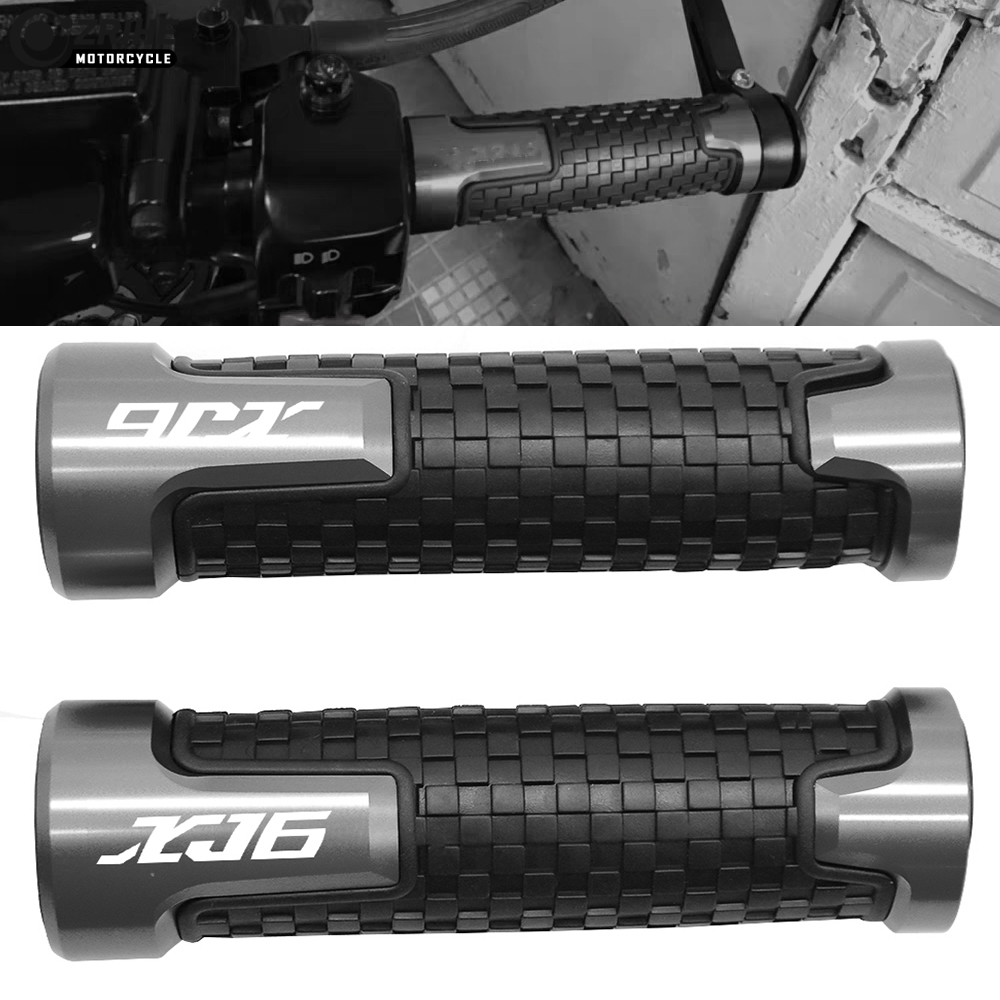 Universal Motor Hand Grips Rubber Handle Bar 7/8 22mm Bicycle Handlebars Grips For YAMAHA XJ6N XJ 6N 2009-2015 XJ6 DIVERSION
