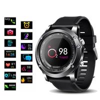 T2 Smart watch IP68 Waterproof Fitness Tracker Heart Rate Blood Pressure oxygen monitor Outdoor Sport Bluetooth Smartwatch