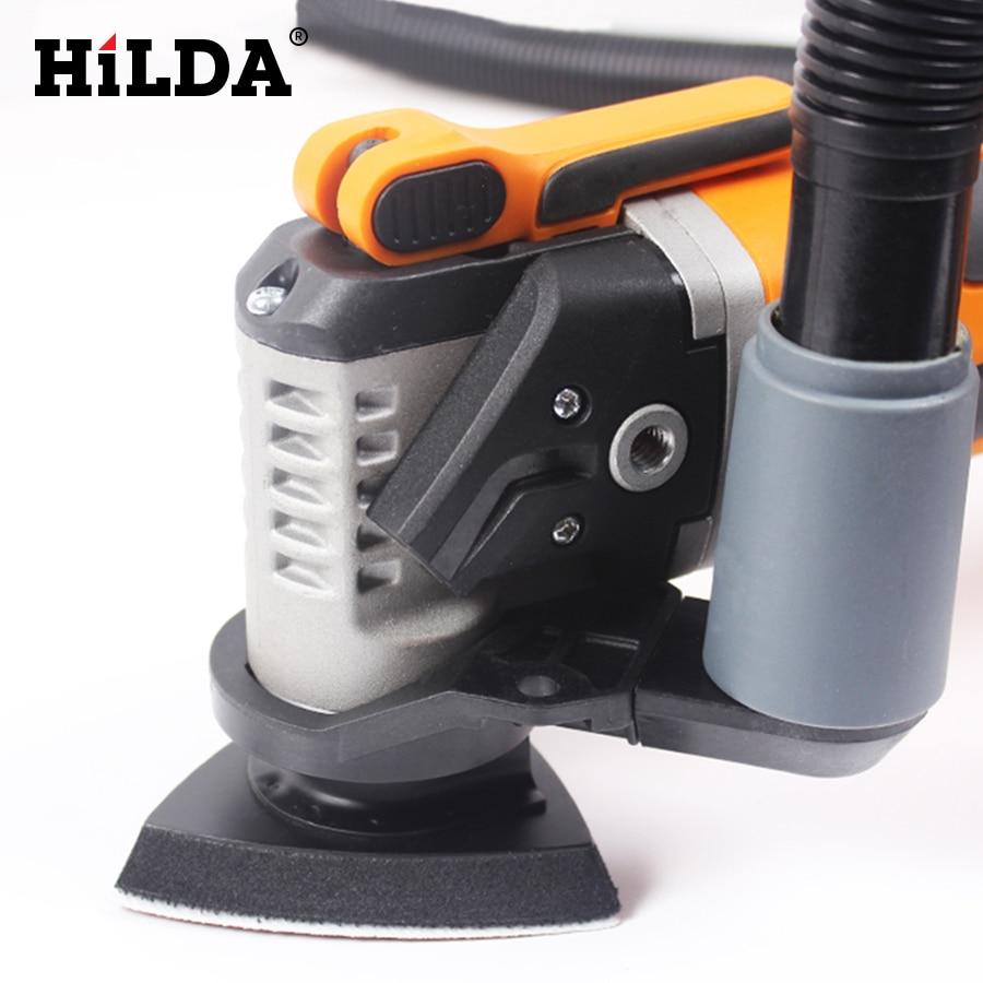 HILDA Renovator Oscillating Tool Accessories Power Tool Multi-functional Dust Cleaner Portable Universal Vacuum Attachment Tools