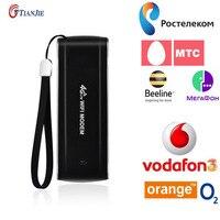 4G Lte Wifi Router USB Modem Mobile Broadband Hotspot Unlocked Dongle Car Wifi Extender Repeater Mifi
