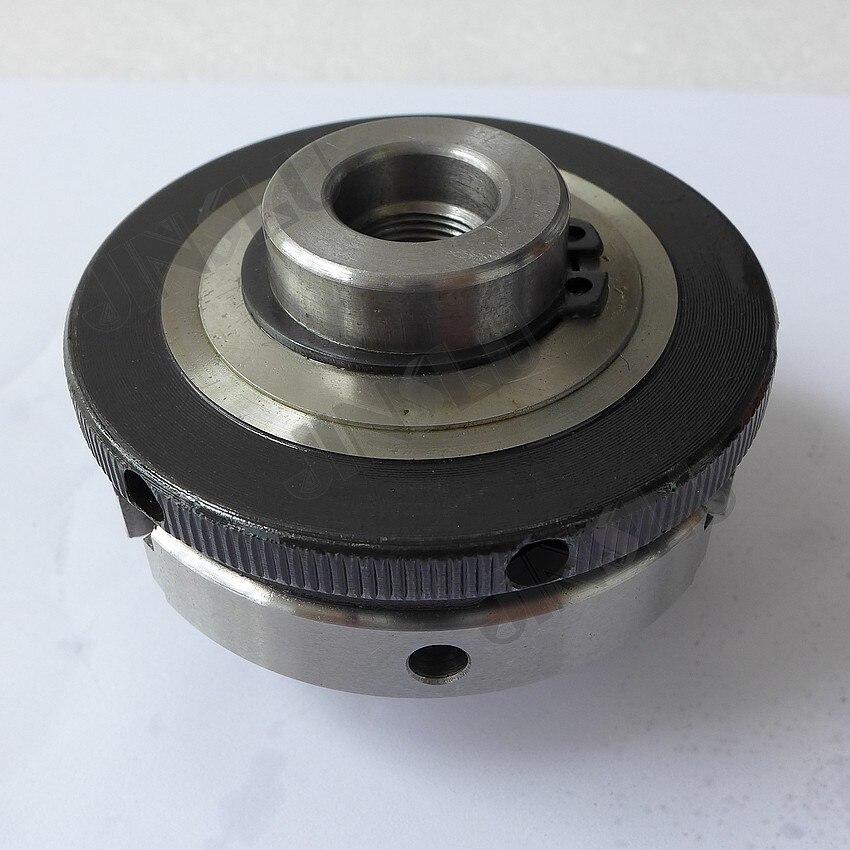 3 állkapocsos mini esztergatokó öncentrikus tokmány SANOU K01-63 - Szerszámgépek és tartozékok - Fénykép 4