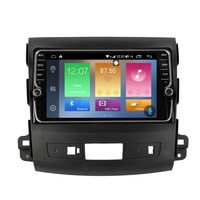 10.1 Android 8.1 Full Touch Screen 4G Network Car DVD GPS Navigation For Mitsubishi Outlander 2008 2015