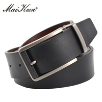 High Quality Genuine Leather Belts For Men Luxury Brand Strap Male Belt For Man Vintage Pin