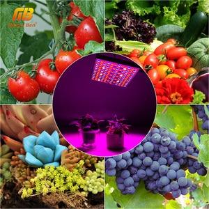 Image 5 - Fitolamp الطيف الكامل 25 واط 45 واط LED تنمو ضوء 85 265 فولت UV الأشعة تحت الحمراء مصابيح لوحة النبات تنمو ضوء 75 144 المصابيح ل الدفيئة النباتات الداخلية