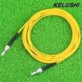 KELUSHI Волоконно-Оптический Патч-Корд, ST-ST, 3 м длина диаметр = 2.0 мм, simplex, волокна Перемычки Волоконно-Оптический Кабель, волокна Подключения Инструмента