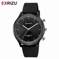 EXRIZU Smart Watch NX05 Professional 5ATM 50M Waterproof Bluetooth Smartwatch Movt Quartz Watch Men Women for Android iOS Phone