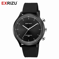 EXRIZU Smart Watch NX05 Professional 5ATM 50M Waterproof Bluetooth Smartwatch Movt Quartz Watch Men Women for Android iOS Phone