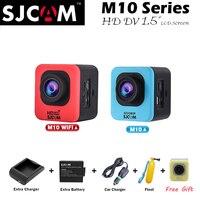 Original SJCAM M10 WIFI Action Camera 1080P Full HD Mini Cube Diving 30M Waterproof Camcorder Sport