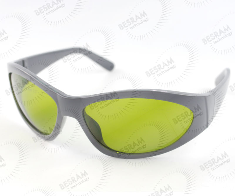 LP-ADY-55 OD5+@740nm-1100nm , OD7+@780nm-1070nm Laser Protective Goggles Safety Glasses Special for: 755nm, 808nm,980nm,1064nm