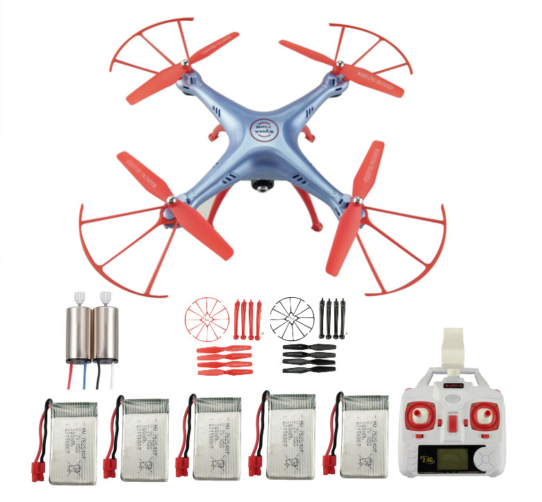 SYMA New X5HW FPV RC Quadcopter RC Helicopter 2.4G remote control WIFI Webcam UAV drone aircraft