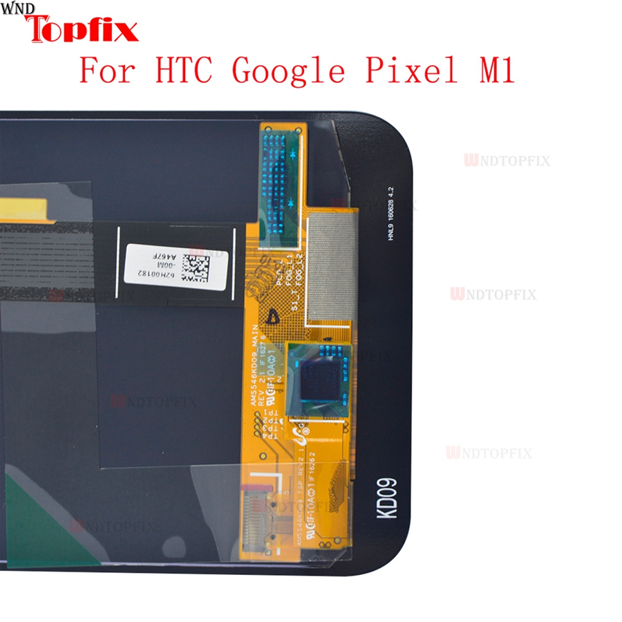 HTC Google Pixel XL LCD Display Touch Screen Digitizer Assembly