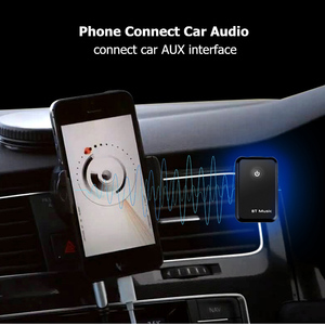 Image 5 - 2 in 1 Transmit Receive Wireless Bluetooth 4.2 AUX Adapter 3.5 mm Jack Audio for Tables TV Home Sound System Car Stereo System