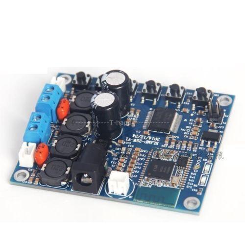 Bluetooth 4 0 Audio Receiver Power Digital Hifi Amplifier Tda7492 25w25w For Dc 12v 24v 19v Car kopen