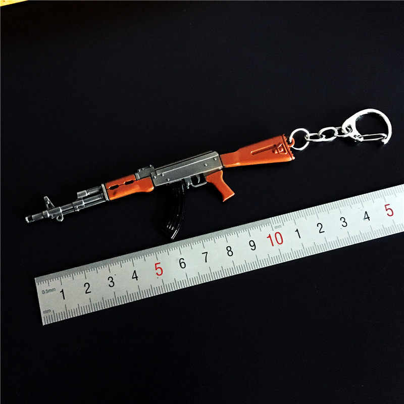 Detail Feedback Questions About Simulation Weapon Model Keychain