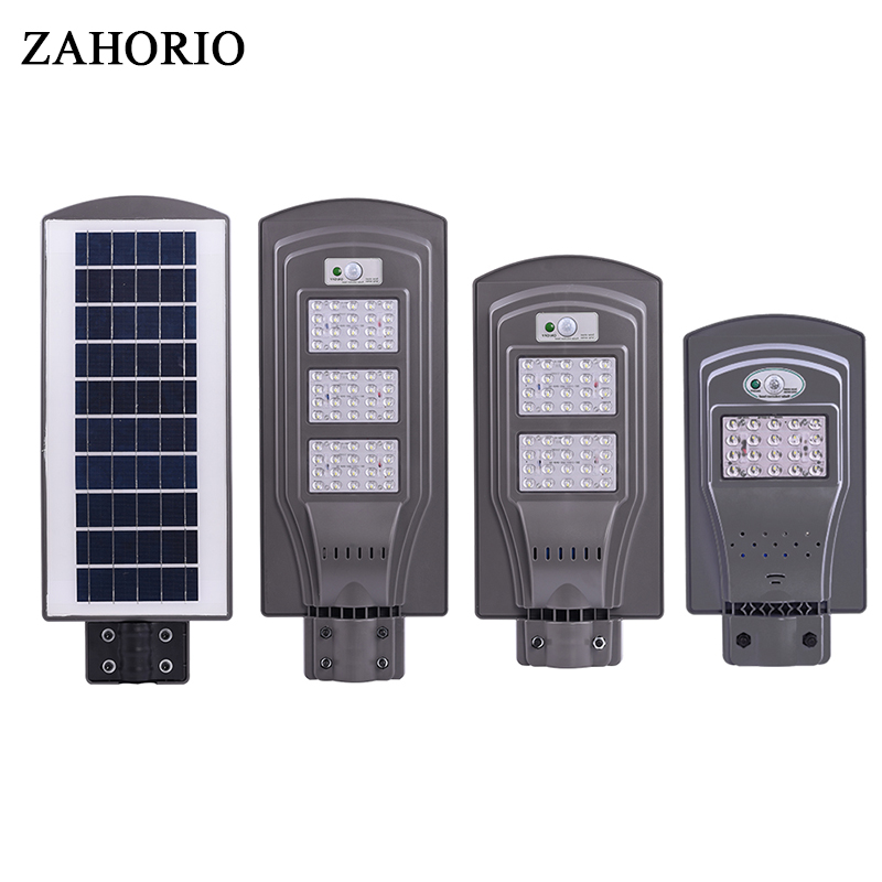20W 40W 60W LED Solar Street Light Outdoor Waterproof IP65 Radar Sensor Light Control Solar Power Garden Yard Street LED Lamp mileseey rangefinder s6 40m 60m 80m 100m laser distance meter blue digital range finder area volume laser measuring instrument