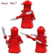 Single Solo UMA História Rey de Star Wars Han Solo Stormtrooper O Último Jedi Guarda Real Figura building block brinquedos para crianças