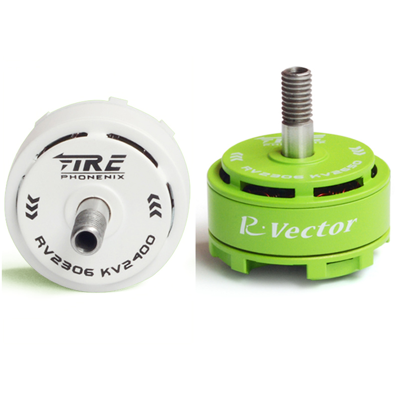 Green White AOKFLY RV2306 2306 Racing Edition 2400KV 2650KV CW CCW Motor For RC Model Multicopter Frame Props ardin hc 2306