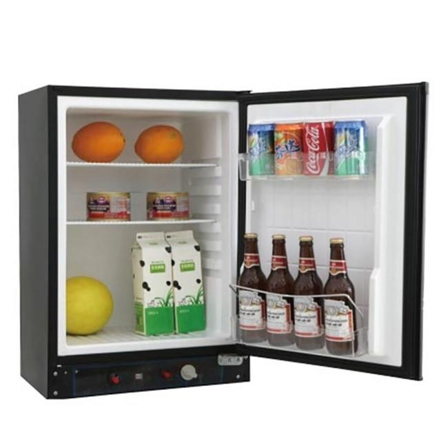 3 Way Refrigerator >> Smad 60l Mini Portable Propane Gas Refrigerator 3 Way 110v 12v