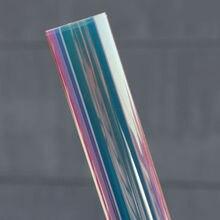 Декоративная оконная пленка Sunice anti-explosion с самоклеющейся пленкой 1,37x0,5 м
