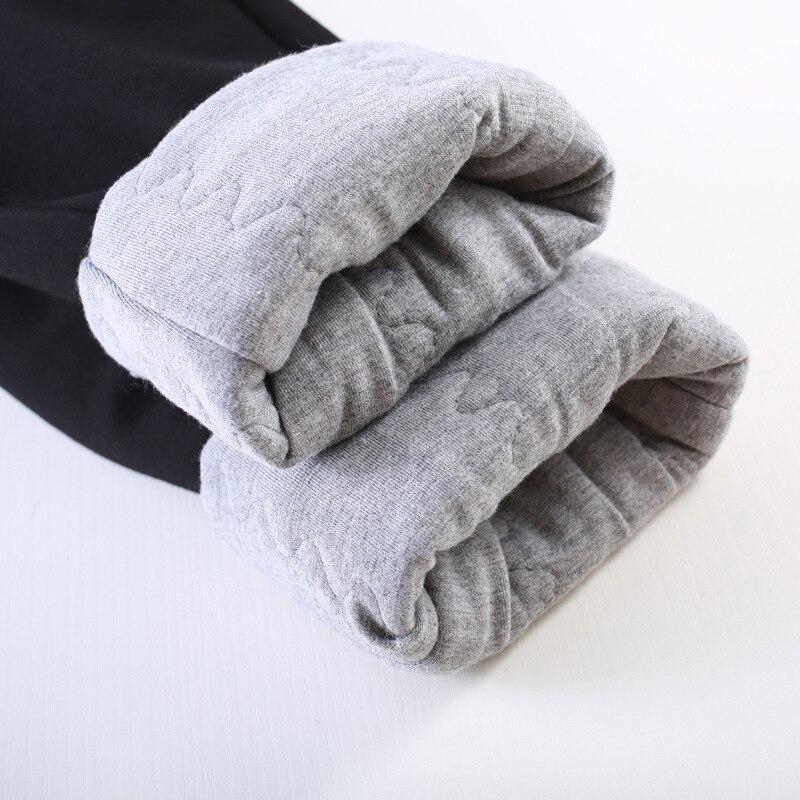 Slim Calidad 9xl Mujer Black Invierno Pantalones De Para Lápiz Fit 2019 Alta Gruesa Marca M Cintura Tamaño Nuevo Plus Eq7ITc
