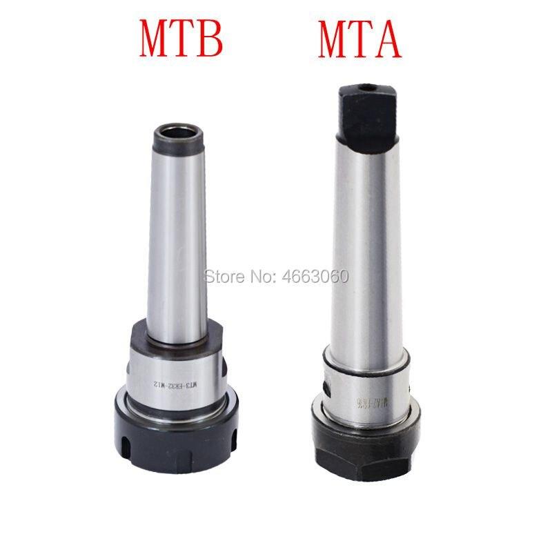 MT2 ER32 collet chuck Morse taper Toolholder MT2-ER32 collet chuck Holder