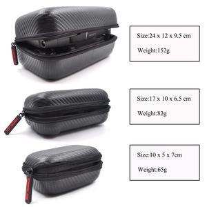 Image 2 - DJI Mavic 2 Pro/ซูมControllerกล่องเก็บแบบพกพาHardshellเครื่องส่งสัญญาณDrone Bodyกระเป๋าถือสำหรับDJI Mavic 2ซูม